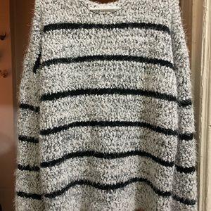 Striped Calvin Klein Sweater